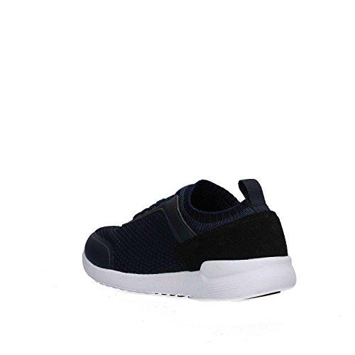 COLMAR Shooter Knit Sneaker Kinder Blau