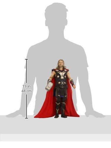 Thor Dark World Action Figure 1/4 Scale