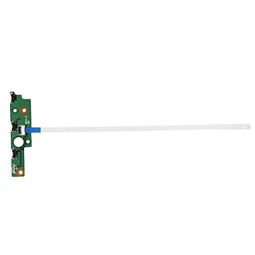 GinTai Power Button Board Cable Replacement For Toshiba P55W-B5220 P55W-B5224 3PBLSPB0000 P55W-B5112 P55W-B5162SM P55W-B5162SM P55W-B5181SM B5318 P55W-B5318D P55W-B5380SM PSVP2M PSVP2U P50W-BST2N22