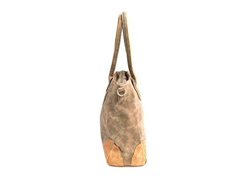 Borsa donna Coveri Collection mod.shopping a spalla 172227-4 taupe