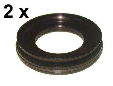 FKAnh/ängerteile 2 x Dichtring 62//30 x 11 f/ür Peitz Achsen Lager 30204//30206