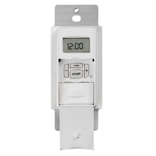 intermatic st01 7 day programmable in wall digital timer. Black Bedroom Furniture Sets. Home Design Ideas