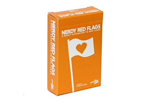 Red Flags: Nerdy Red Flags Expansion by Red Flags