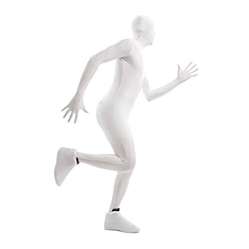 Morphsuits White Shoe Covers One Size Colourful Costume Accessory -