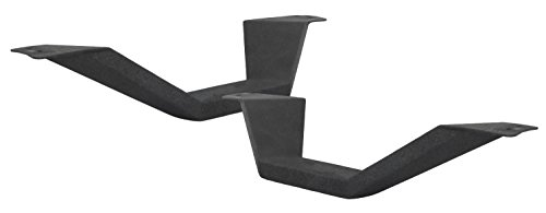 Go Rhino 63410000T Textured RB10 Drop Steps (Angled),Black