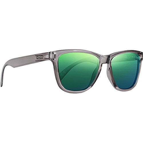 Nectar Topaz Clear Grey / Green Polarized - Skateboard Sunglasses Brands