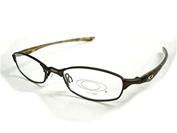 51379f6535d Image Unavailable. Image not available for. Color  New Oakley Rx Eyeglass  Frame Off Line 4.0 ...