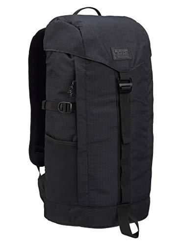(Burton Chilcoot Backpack, True Black Triple Ripstop, One Size)