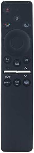 BN59-01330A Replace Voice Remote Applicable for Samsung TV UN50TU8000FXZA UN65TU8000FXZA UN75TU8000FXZA UN85TU8000FXZA UN43TU8200FXZA UN55TU8200FXZA N55TU850DFXZA UN65TU850DFXZA UN65TU8200 UN85TU8000