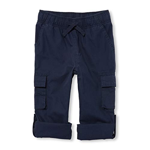 The Children's Place Big Boys' Cargo Pants, Tidal, 10