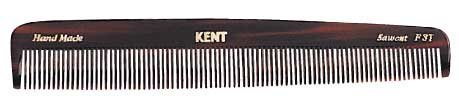Kent – The Handmade Comb – 165mm Fine Toothed Dressing Comb Model No. F3T