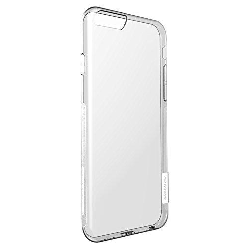 iPHONE 6 PLUS / 6S PLUS - GEL COVER [ TRANSPARENT ] - NATURE TPU CASE - CHRYSTAL CLEAR SILIKON HÜLLE, BUMPER, SCHUTZ HÜLLE