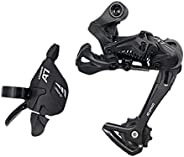 Fancyes Premium 10s Bike Rear Derailleur Direct Mounted 10 Speed RD Transmission Shifter Lever 1x10s Low Frict