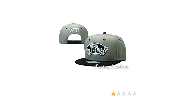 * VANS OFF THE WALL * NEW FASHION TOP sombreros gorras SNAPBACKS HIP: Amazon.es: Deportes y aire libre