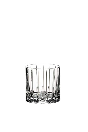 Riedel 6417/02 Drink Specific Glassware Rocks Glass, 9 oz, ()