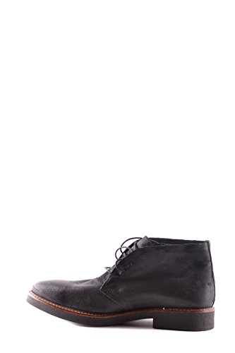 Trussardi Botas Para Hombre Negro Negro It - Marke Größe