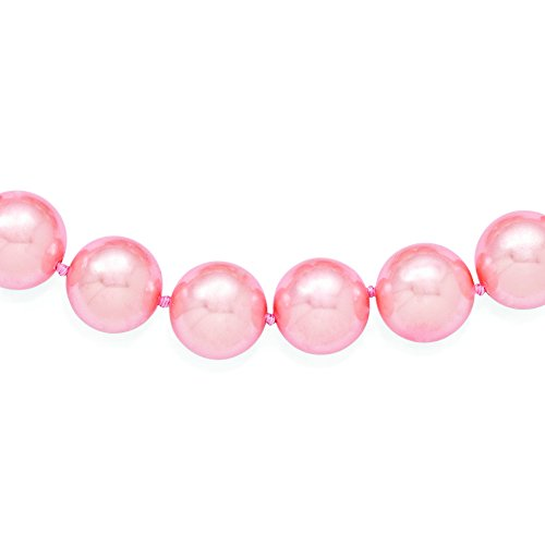 Knotted Pink Pearl - 1