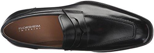 Men's Slip Classico Black On Loafer Penny Florsheim 0x8Hw0