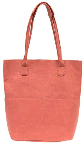 Kelly N/S Front Pocket Tote (One Size, Coral) ()