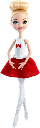 Quick Change Costumes Secret (Ever After High Ballet Apple White Doll)