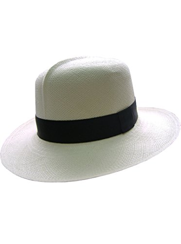 Gamboa Panama Hat - Colonial (Grade 3-4) White - Large