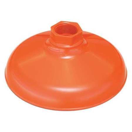 Shower Head, Plastic, Orange by Guardian Equipment (Image #1)