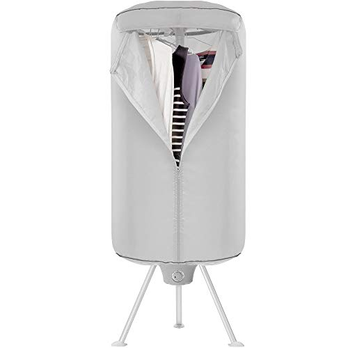 easy2u Electric Clothes Dryer/Portable Wardrobe Machine Clothes Heater