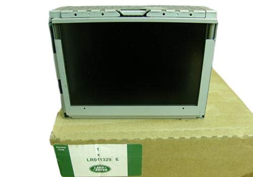 GENUINE LAND ROVER NAVIGATION SCREEN WITH PLASMA SCREEN LR2 LR011329 NEW by Land Rover