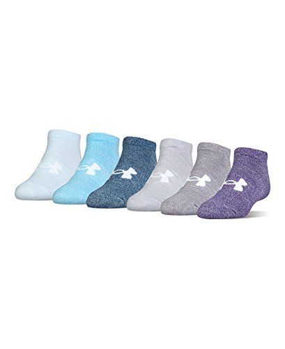 Under Armour Girls Essential No-Show liner socks (6 Pairs) – DiZiSports Store