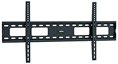 "Ultra Slim Flat TV Wall Mount Bracket for LG 65"" Class OLED W8 Series 2160p Smart 4K UHD TV Super Low 1.4"" Profile Design, Heavy Duty Steel, Flush to Wall, Simple to Install!"