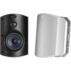 Polk Audio Atrium 6 Speakers (Pair, White) by Polk Audio