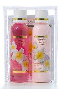 (Forever Florals Hawaiian Plumeria Bath Travel / Gift)