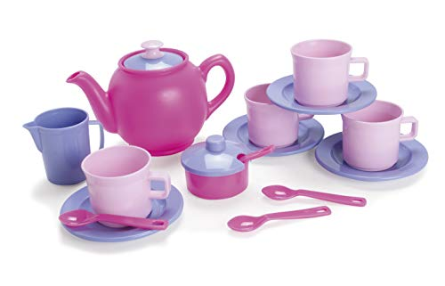 (American Educational Products DT-4398 Tea Set Activity Set, 7.025