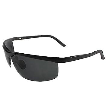 kafiGC8 Cool Police Gafas de Sol polarizadas con Marco de ...