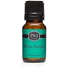 Ocean Breeze Fragrance Oil - Premium Grade Scented Oil - 10ml