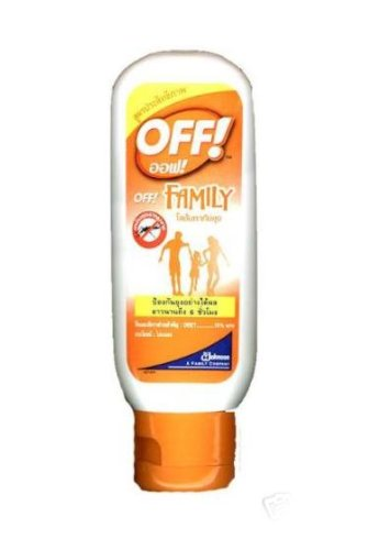 Family Mosquito Repellent Liquid Lotion product image