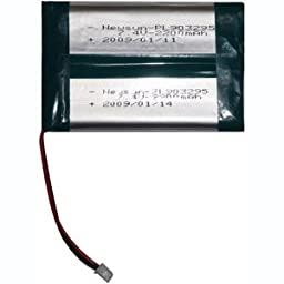 Haier HLT71BAT Replacement Battery for 7-inch LCD TV model HLT71 (Discontinued by Manufacturer)