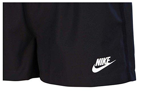 Nike , Herren Gymnastikschuhe Schwarz Nero