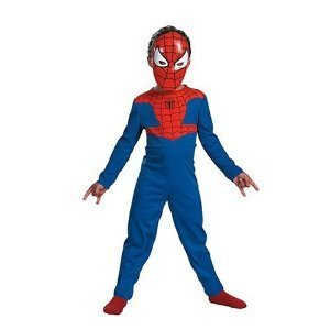 Spider Costumes Man Various (Marvel Spider-man Disguise- The Amazing Spiderman Child Costume)