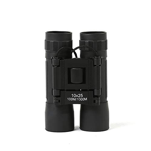 RYRYBH Fashion Lightweight and Convenient HD Binoculars 25 Pocket Portable Low Light Night Vision Concert Ball Game Telescope Telescope (Size : Color Box 12.65.47.5) by RYRYBH