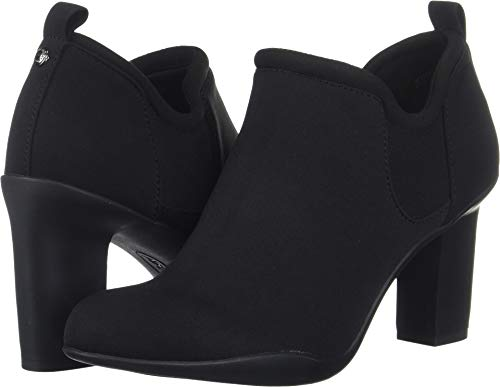 Anne Klein AK Sport Women's Kerry Bootie Ankle Boot Black 7.5 M US