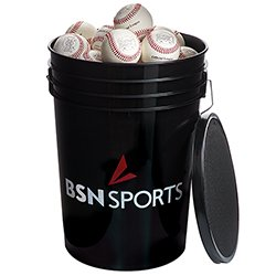 BSN SPORTS™ Bucket with 36 Mark 1™ Off by BSN SPORTS