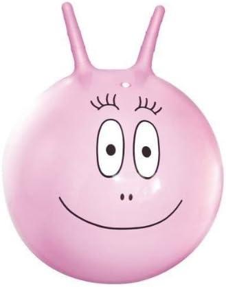 D ARPEJE Balón saltador Barbapapá 45 cm + Tienda de campaña ...