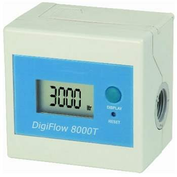 (Savant (DF088) Digiflow 8000T Real Time Digital Flow Meter; Gallons)