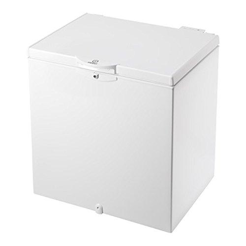 Blanco Ba/úl, 204 L, 15 kg//24h, SN-T, A+, Blanco Congelador Indesit OS 1A 200 H Independiente Ba/úl 204L A