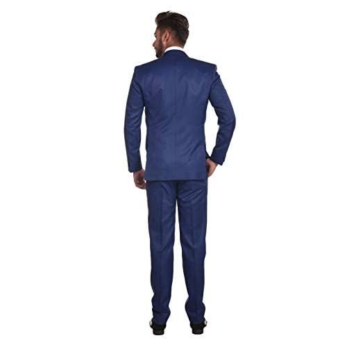 31j5UMoV2BL. SS500  - White Bow Men's Slim Fit Formal Two Piece Suit
