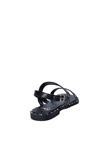 Noir Exe 40 Sandales Femmes G431g3201004 PPW0x8Hv