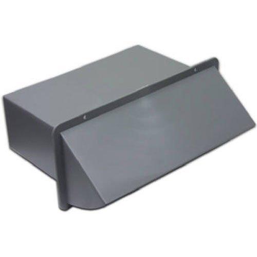 117G Plastic Wall Cap (Gray) (Cap Wall Plastic)