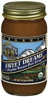Lundberg Farms Rice Syrup, Og, Brown, 21-Ounce (Pack of 4) by Lundberg