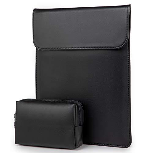 estuche + bolso para notebook 13.5 pulgadas negro HYZUO